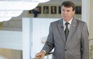 Член Комитета Совета Федерации по международным делам. Представитель от законодательного (представительного) органа государственной власти Республики Крым