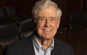Американский предприниматель-миллиардер и филантроп; совладелец, председатель правления и CEO компании Koch Industries. Его брат Дэвид Кох является его совладельцем и исполнительным вице-президентом компании