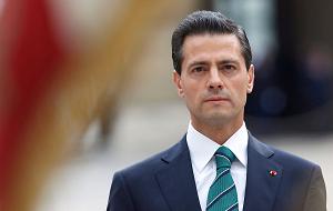 Мексиканский политик, президент Мексики (вступил в должность 1 декабря 2012 года). В 2005—2011 годах был губернатором штата Мехико. Представитель Институционно-революционной партии