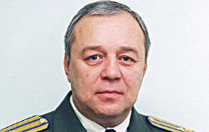 Бывший Начальник Управления ФСБ РФ по Татарстану