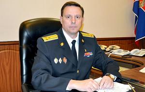 Начальник Управления ФСБ РФ по Кемеровской области