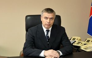 Начальник Управления ФСБ РФ по Волгоградской области