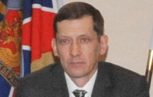 Начальник Управления ФСБ РФ по Курской области