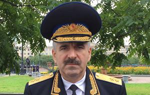 Начальник управления ФСБ РФ по Хабаровскому краю