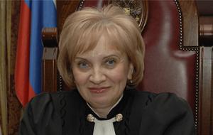 Председатель Мосгорсуда