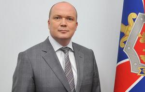 Начальник Управления ФСБ РФ по Тульской области