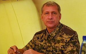Начальник Управления ФСБ РФ по Забайкальскому краю