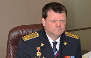 Начальник Управления ФСБ РФ по Иркутской области