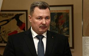 Начальник Управления ФСБ РФ по Омской области