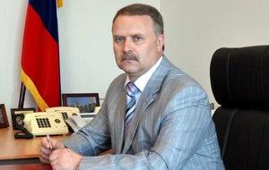 Бывший начальник Управления ФСБ РФ по Смоленской области