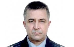 Начальник Управления ФСБ РФ по Орловской области