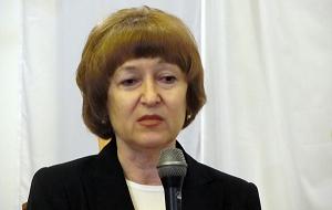 Мать юриста Сергея Магнитского, умершего в СИЗО «Матросская тишина» 16 ноября 2009-го года.