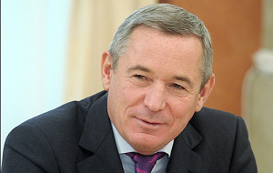 Российский бизнесмен, владелец Международной группы компаний «ИТЕРА». Президент Федерации велосипедного спорта России.