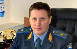 Заместитель начальника Следственного комитета при МВД России