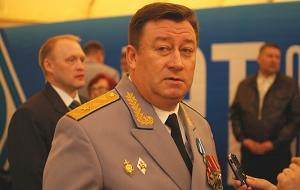 Начальник Управления ФСБ РФ по Алтайскому краю