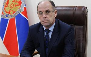 Начальник Управления ФСБ РФ по Республике Саха (Якутия)