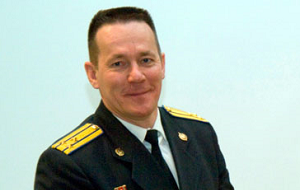 Начальник Управления ФСБ РФ по Тюменской области