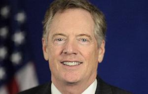 Американский юрист и политик. 3 января 2017 года избранный президент США Дональд Трамп выдвинул кандидатуру Лайтизера на должность торгового представителя США