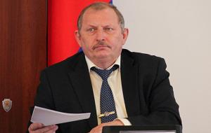 Начальник Управления ФСБ РФ по Магаданской области