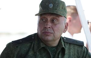 Начальник Управления ФСБ РФ по Астраханской области
