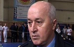 Начальник Управления ФСБ РФ по Ростовской области