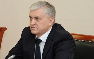 Начальник Управления ФСБ РФ по Чувашской Республике