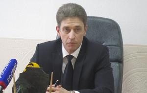Начальник Управления ФСБ РФ по Приморского края