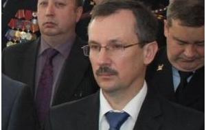 Начальник Управления ФСБ РФ по Смоленской области
