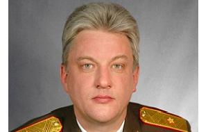 Начальник Управления ФСБ РФ по Красноярском краю