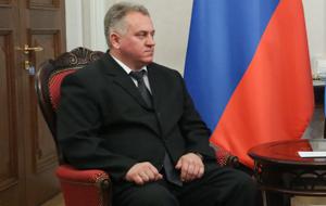 Начальник Управления ФСБ РФ по Ульяновской области
