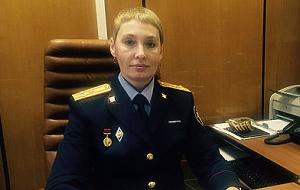 Замначальника СО по ЮАО СУ СК при прокуратуре РФ по Москве