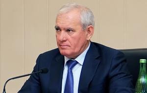 Бывший Председатель Государственного Совета-Хасэ Республики Адыгея