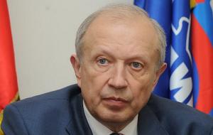 Российский государственный деятель, в 2010—2015 гг. председатель Законодательного Собрания Калужской области.
