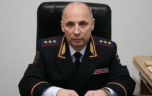 Российский работник органов внутренних дел, начальник Главного управления МВД РФ по Московской области (14 апреля 2011 года — 27 января 2014 года)