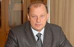 Председатель Законодательного Собрания Тверской области