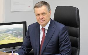 Руководитель департамента развития новых территорий города Москвы