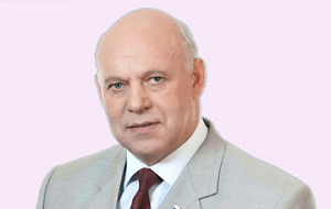 Российский государственный и политический деятель. Председатель Воронежской областной думы (2005 - 2015)