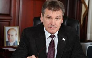 Бывший Председатель Собрания депутатов Ненецкого автономного округа