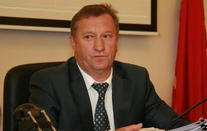 Бывший Председатель Смоленской областной Думы