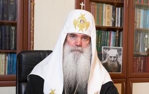 Председатель Священного Синода Централизованной религиозной организации Истинно-Православная церковь, в которой признается Первосвятителем Истинно-православной церкви, Архиепископом Московским, Митрополитом Всероссийским