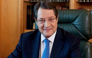 Действующий (с 2013 года) 7-й президент Республики Кипр
