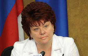 Председатель Калининградской областной Думы