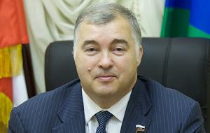 Российский чиновник и парламентарий, член Совета Федерации, бывший вице-губернатор Московской области