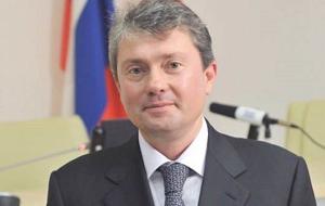 Бывший Первый заместитель председателя правительства Московской области