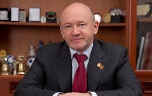 Российский политик, председатель Московской городской Думы с 21 декабря 1994 года по 24 сентября 2014 года. С 26 мая 2016 года — президент Московской торгово-промышленной палаты