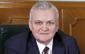 Бывший Председатель Законодательного Собрания Республики Карелия