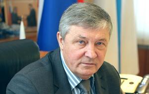 Советский и российский политический деятель, заместитель председателя Архангельского областного собрания депутатов шестого созыва
