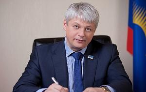 Бывший Председатель Мурманской областной Думы