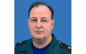 Директором департамента оперативного управления МЧС