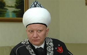Российский общественный и мусульманский религиозный деятель